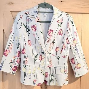 Loft Wildflower Spring/Summer Blazer